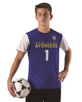 Alleson Athletic Youth Striker Soccer Jersey A00088