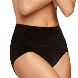 Bali Firm Control Lace N Smooth Brief Panty 8L14