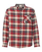 Weatherproof Vintage Brushed Flannel Long Sleeve Shirt 164761