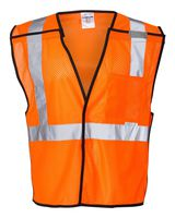 ML Kishigo Economy Single Pocket Breakaway Vest 1535-1536