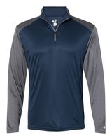 Badger Ultimate SoftLock Sport Quarter-Zip 4006
