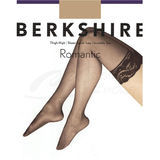 Berkshire 1363Q Queen Lace Top Sheer Thigh High
