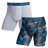 Champion Men's Ultra Lightweight Regular Leg Boxer Brief 2-Pack CHLWA4