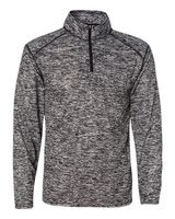 Badger Blend Quarter-Zip Pullover 4192