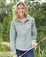 DRI DUCK Women's Fishing Shirt 8407
