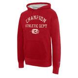 Champion Men's Heritage Fleece Pullover Hoodie, Athletics Dept.  S1231 549804