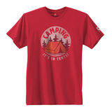 Hanes Camping It's In Tents National Park Graphic Tee GT49P Y07659