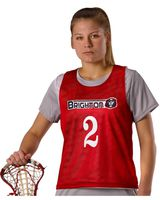 Alleson Athletic Women's Lacrosse Reversible Pinnie A00082