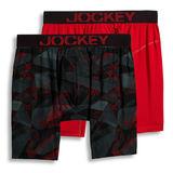 Jockey Men Athletic Rapidcool Midway Brief 2 Pack 8121