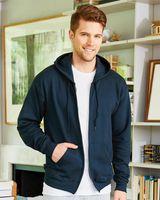 Hanes Ecosmart® Full-Zip Hooded Sweatshirt P180