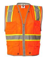 ML Kishigo Brilliant Series Heavy Duty Class 2 Vest 1510-1511