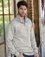 Weatherproof Vintage Sweaterfleece Quarter-Zip Sweatshirt 198188