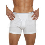 Jockey Men's Underwear Big Man Classic Boxer Brief - 2 Pack 9974