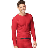 Hanes X-Temp Mens Thermal Crew 3X-4X 14600