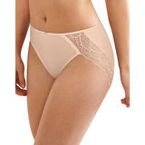Bali Lace Desire Microfiber Hi-Cut Brief DFLD62