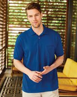 Hanes Ecosmart® Jersey Sport Shirt with Pocket 0504