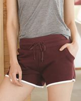 Alternative Women's Vintage French Terry Track Shorts 5078