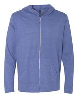 Anvil Triblend Hooded Full-Zip T-Shirt 6759