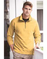 Hanes Nano Quarter-Zip Sweatshirt N290