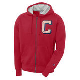 Champion Men's Heritage Fleece Zip Hoodie, Ivy League C S1232 549807