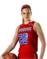 Alleson Athletic Women's Basketball Jersey A00128
