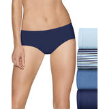 Hanes Women's Ultimate Cotton Stretch Hipster 4-Pack 41CSWB