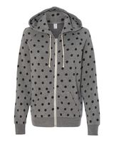 Alternative Eco-Fleece Women's Adrian Hooded Full-Zip Sweatshirt 9573