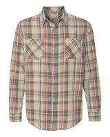 Weatherproof Vintage Burnout Flannel Shirt 178573