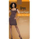 L'eggs Brown Sugar Ultra Sheer Pantyhose 73908