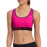 Champion The Absolute Workout Printed Sports Bra B1251B