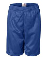 Badger Pro Mesh Youth 6'' Inseam Shorts 2207