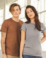 Bella + Canvas Unisex Sueded Tee 3301