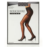 Berkshire Women's Trend Sheer Diamond Control Top Pantyhose 8013