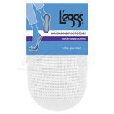 Leggs Seamless Cotton Foot Cover 2-Pk 03926