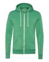 Alternative Eco-Fleece Rocky Hooded Full-Zip Sweatshirt 9590