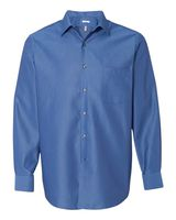 Van Heusen Long Sleeve Pique Dress Shirt 13V0382