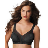 Playtex 18 Hour Easier On Front-Close Wirefree Bra with Flex Back 4695