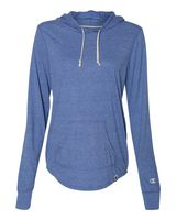 Champion Originals Women's Triblend Hooded Pullover AO150