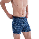Jockey Men's Synthtic No Bunch Boxer - 2 Pack 9047