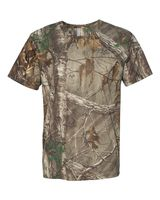 Code Five Adult Performance Camo Tee 3983