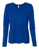 All Sport Women's Performance Long Sleeve T-Shirt W3009