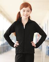 Boxercraft Girls' Practice Jacket S89Y