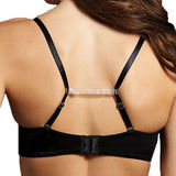 Maidenform 3/8 inch Bra Strap Holders2-Pack M4174