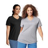 JMS Cotton Jersey V-Neck Short Sleeve T-Shirt, 2 Pack OJ0912