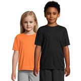 Hanes Boys' CoolDri Short Sleeve Tee Value Pack (3-pack) O482Y
