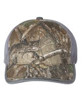 Outdoor Cap Weathered Bound Visor Trucker Cap CBW100M