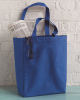 Liberty Bags 10 Ounce Gusseted Cotton Canvas Tote 8861