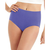 Hanes Women's Cool Comfort Microfiber Brief 8-Pack M840AS