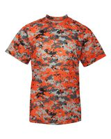 Badger Digital Camo Youth Short Sleeve T-Shirt 2180
