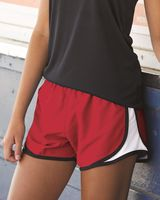 Boxercraft Women's Velocity Running Shorts P62